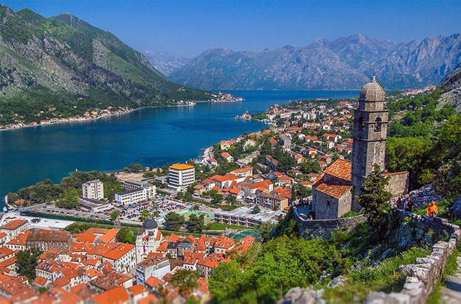 Balkanlar Gezisi