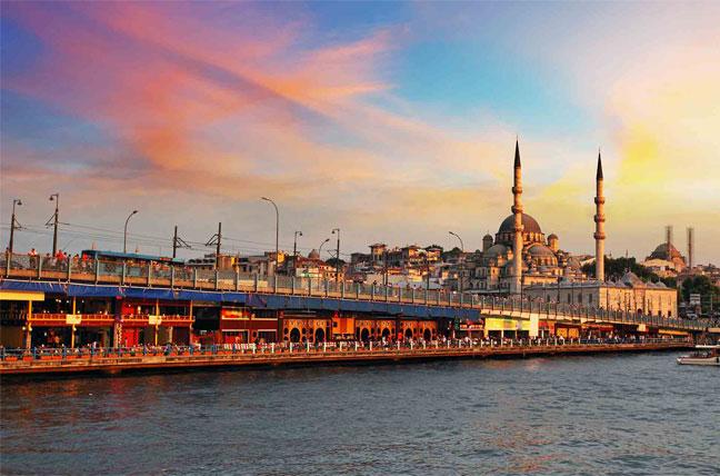 İstanbul Çanakkale Bursa Gezisi